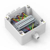 一进三出接线盒,防尘防水接线盒