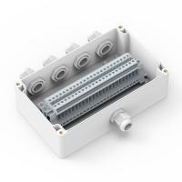 一进四出防水接线盒,IP65防水接线盒