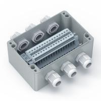 铸铝防水接线盒,铝合金防水接线盒