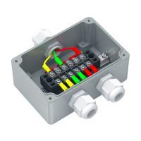 铸铝端子分线盒,铸铝防水分线盒