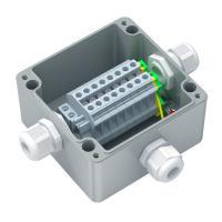铸铝三通分线盒,铸铝三通接线盒